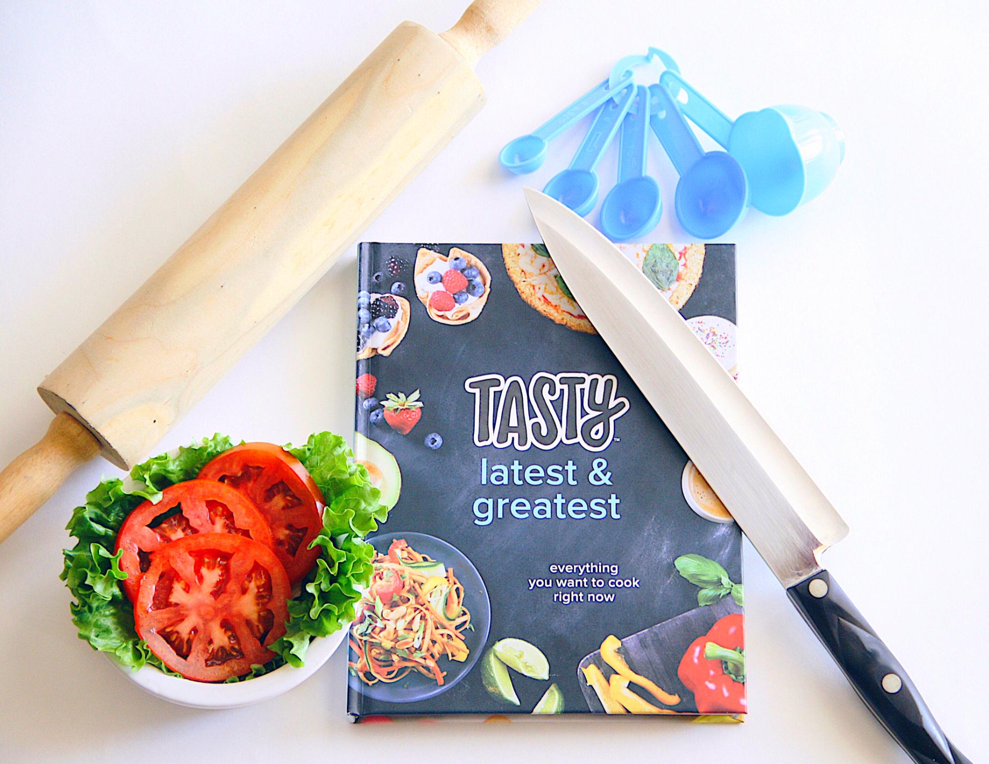 tasty greatbest. A9b50529ffdcb64e81e6927f295935cbceeaa597 Cooking with my Tasty Cookbook  LifeMeetsCristina